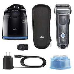 Braun All-in-One Advanced Wet & Dry Rechargeable Electric Sh