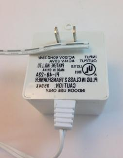 AC-AC ADAPTER OUTPUT VOLT 14V AC@1.4 AMP. OPEN END