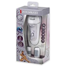 Remington All-in-One Wet/Dry Epilator - Two Speeds, Pivot He