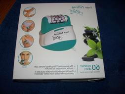 Brand new Emjoi tilting Erase  hair removal epilator never o