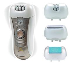 EPITOME Callus Remover Electric Ladies Shaver Dual Voltage F