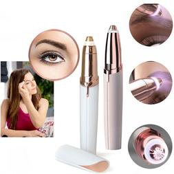 electric eyebrow trimmer flawless hair brows removal