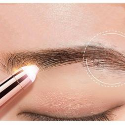 electric eyebrow trimmer for flawless hair brows