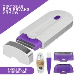 Electric Rechargeable Laser Hair Removal Machine Epilator Pe