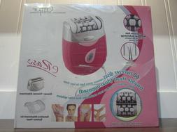 EMJOI eRASE e60 HAIR REMOVE EPILATOR DOUBLE HEAD 60 TWEEZER