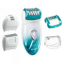 Panasonic ES-ED70-G Wet/Dry Shaver and Epilator for Women