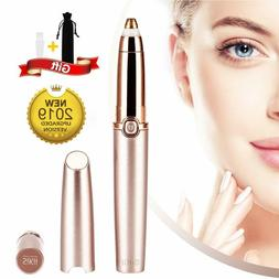 Eyebrow hair Trimmer Epilator for Women, Sikii Eye brow Remo