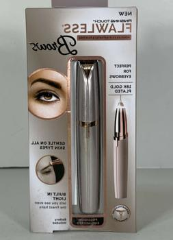 Eyebrow Brow Hair Remover Finishing Touch Flawless Instantly