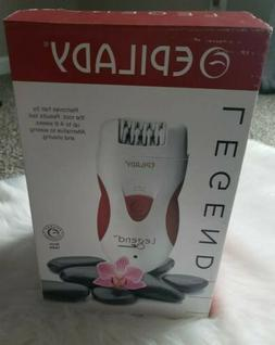 Hair Removal Epilator - Epilady Legend 4th Generation Rechar