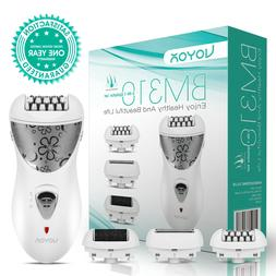 VOYOR HEALTH Hair Removal for Women Facial Epilator Lady Sha