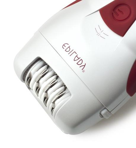 Hair Removal Epilady Legend 4th Generation Rechargeable Epilator