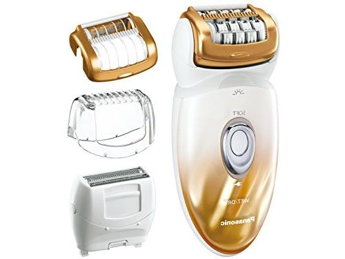 Panasonic Shaver and Epilator Women, Four Hair Travel
