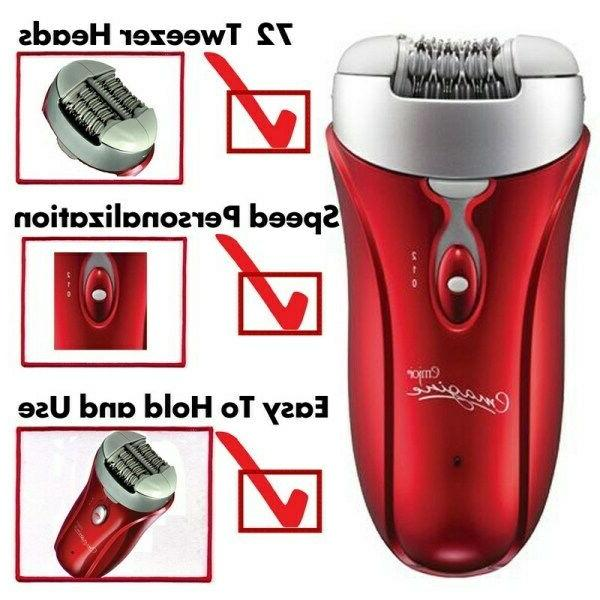 Emjoi Emagine Women 72 Epilator USA