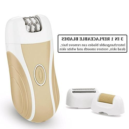 Hair Epilator, Upper Lip Full Body Bikini