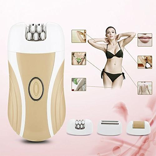 Hair Removal, Epilator, Upper Lip Underarms Full Bikini