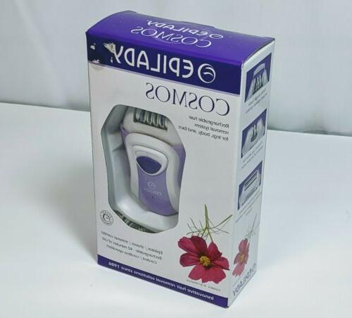 cosmos rechargeable hair removal system