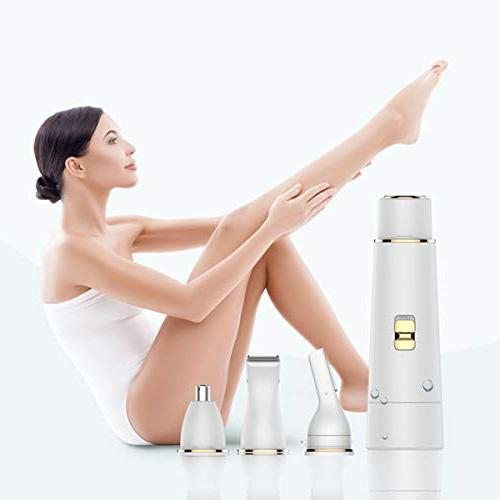 electric epilator usb rechargeable removal