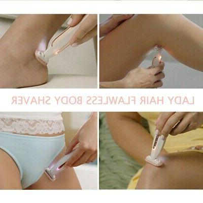 Electric New Total Body Hair Remover Touch Body epilator women shaver