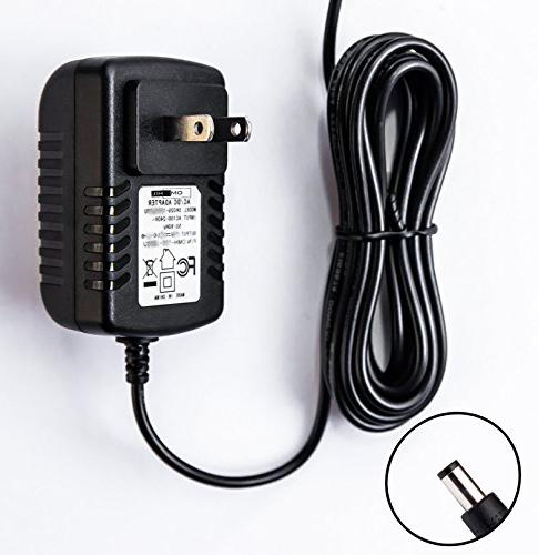 OMNIHIL Power Adapter 12V with Norelco Epilator HP2843, HP6408, HP6496, HP6501, HP6482