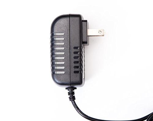 OMNIHIL Power 12V 5.5x2.5mm Compatible with Philips Norelco Epilator HP2843, HP6401, HP6408, HP6491, HP6501, HP6482