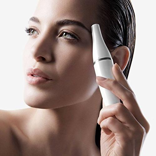 Braun Face Spa 853 3in1 Cleansing and With Lighted Mirror Beauty