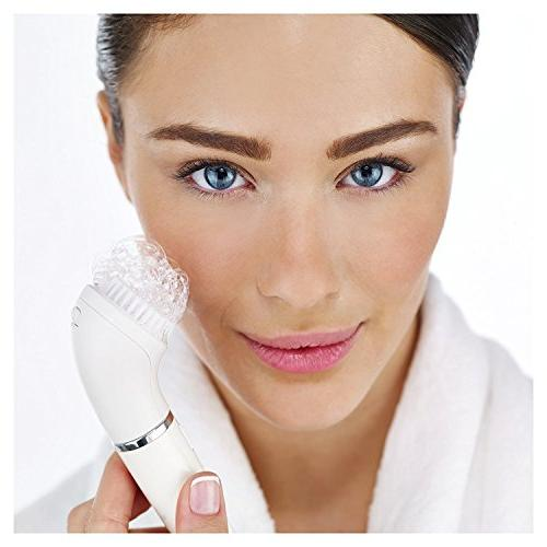 Braun FaceSpa Miniature Removal, Cleansing and Stand
