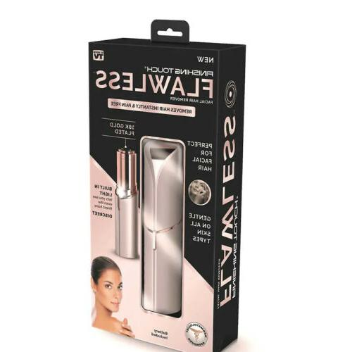 Flawless Women's Epilator Remover 18K