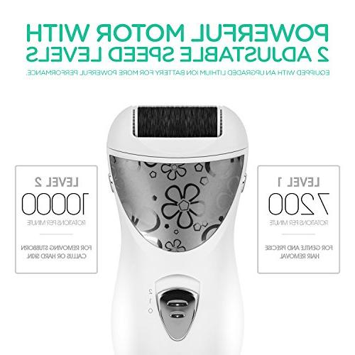 VOYOR Hair Removal Women Facial Electric 3-in-1 Set Rechargeable BM310