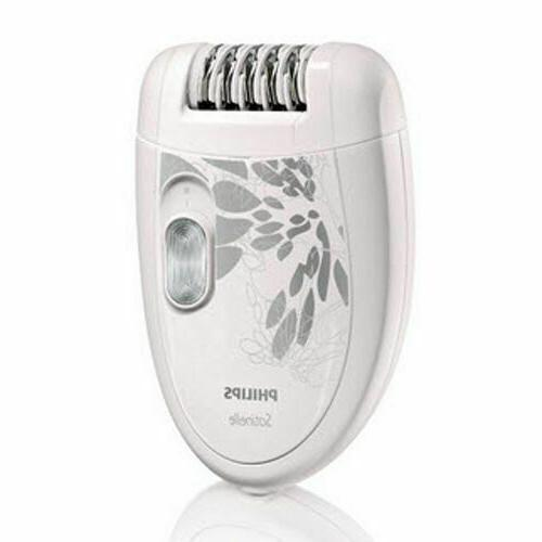 hp6401 satinelle epilator gray