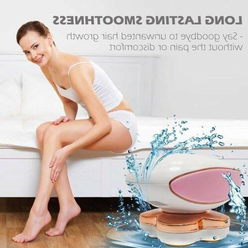 NEW Rechargeable Epilator for Man Woman Use Body Legs Remover