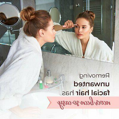 Portable Eyebrow Hair Trimmer Remover for Brows