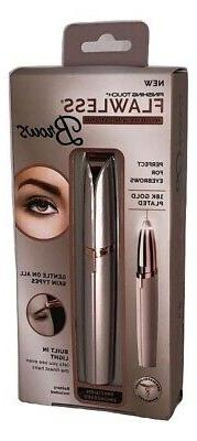 Flawless by Finishing Touch Precision Brow Hair Remover Eyeb