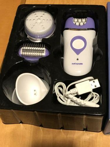 Morpilot Rechargeable Hair Removal System Epilator and Shaver