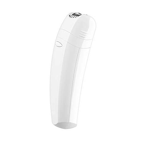 Conair Smooth Total Body Hair Removal System, Head Epilator - Cordless/Rechargeable