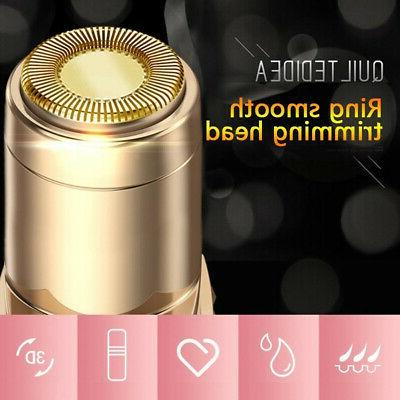 Women Electric Brows Trimmer Razor Hair Remover Face Eyebrow Epilator
