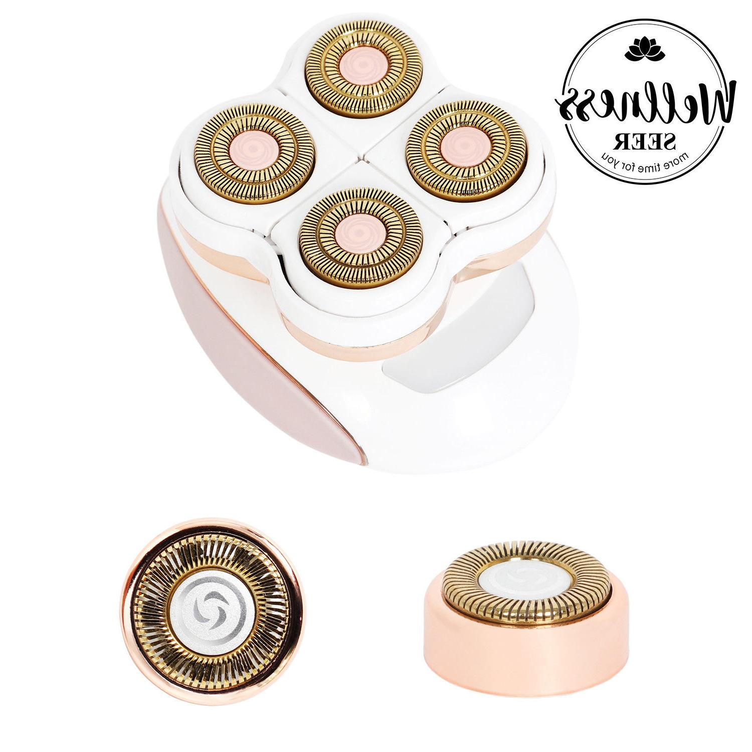 Women Rechargeable Painless Unisex