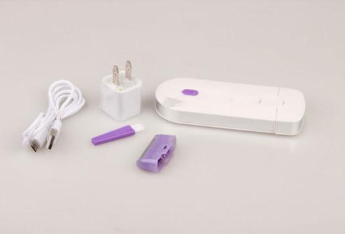 Women Painless Touch Epilator Removal Remover
