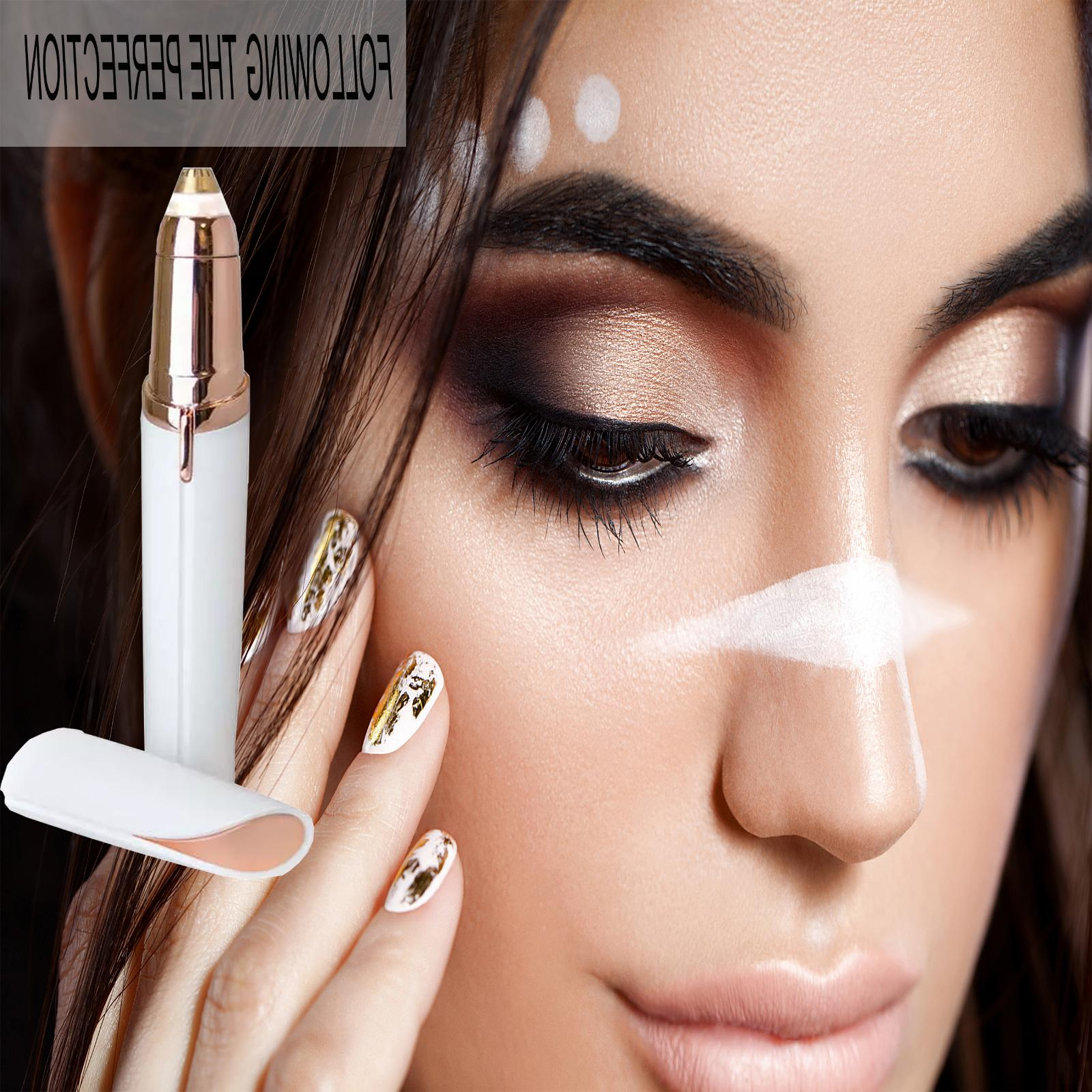 Women's Brows Electric Eyebrow Remover