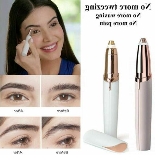 Flawless Electric Eyebrow The Finishing Touch