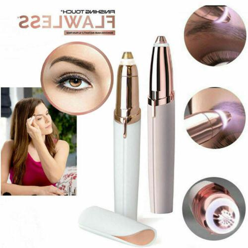 women s brows trimmer electric eyebrow hair