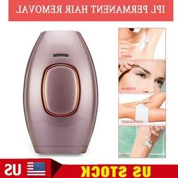 LASER IPL Permanent Hair Removal Woman Body Face Beauty Pain
