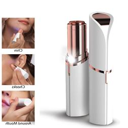 Lipstick Design Facial Finishing Hair Remover Women Touch Fl