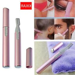 Nose Face Foot Hair Razor Trimmer Head to Toe Groomer Comb E