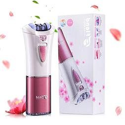 Personal Body Facial Hair Removal Cordless Lady Epilator Sha