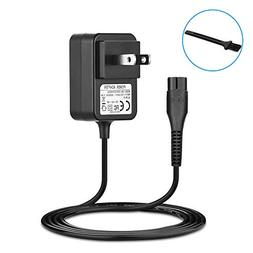 IBERLS 4.3 V Philips Electric Razor Charger Power Cord, Comp
