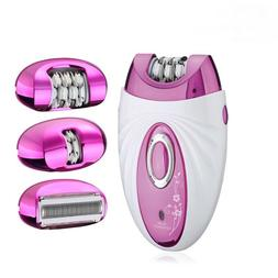 Rechargeable Shaver And Epilator Hair Removerskin Care Produ