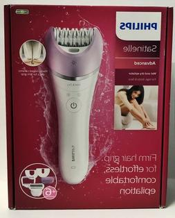 PHILIPS SATINELLE BRE630 Advanced Wet Dry Epilator Cordless