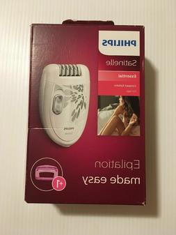 Philips Satinelle Essential Compact Epilator