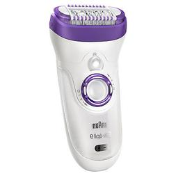 Braun Silk-epil 9 9-579 - Wet & Dry Cordless Epilator / Epil