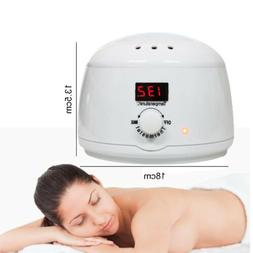 Wax Heater Mini Paraffin Wax Machine Body Depilatory Hair Re